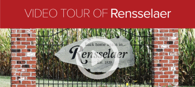 Video Tour of Rensselaer